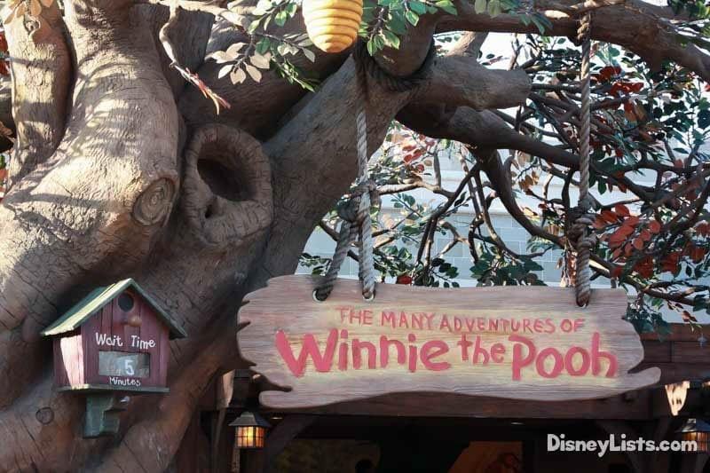 Winnie the Pooh-Low Wait