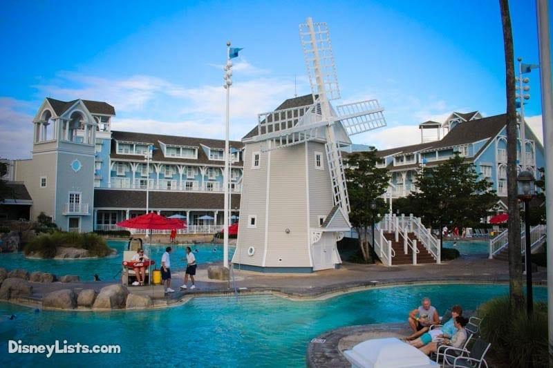 Yacht & Beach Club Pool-2