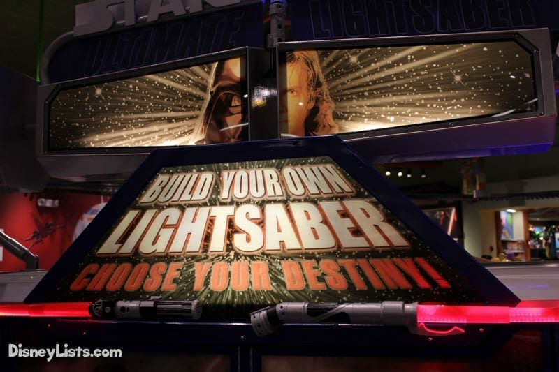 Build Own Lightsaber