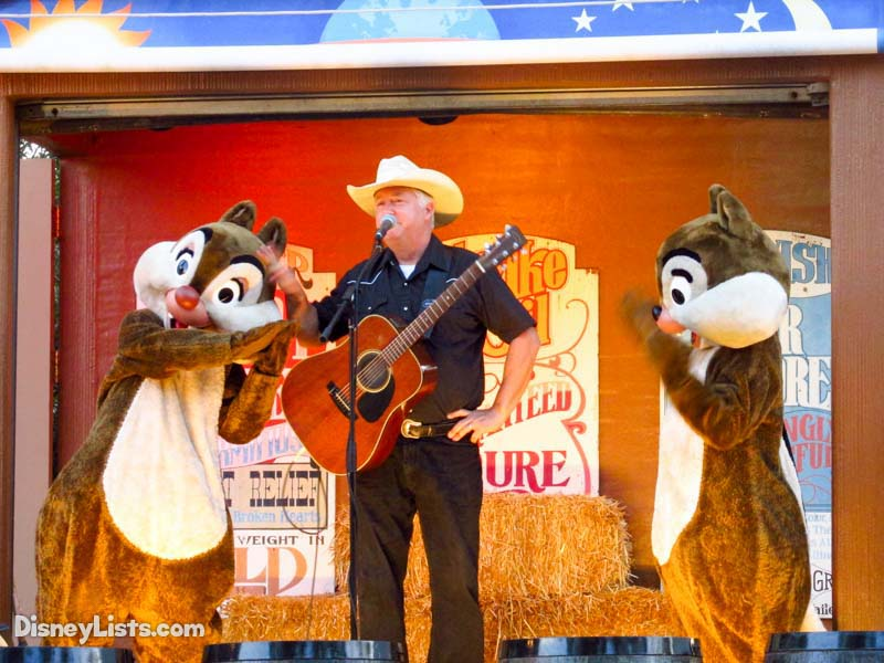 Chip and Dale Sing Along