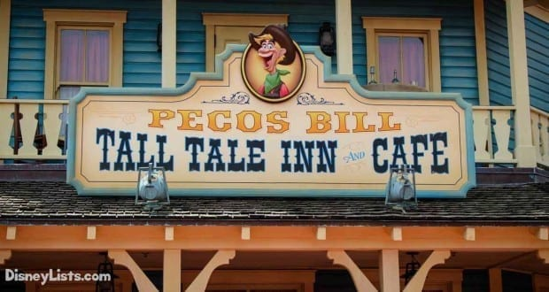 5 Best Counter Service Restaurants In Magic Kingdom At