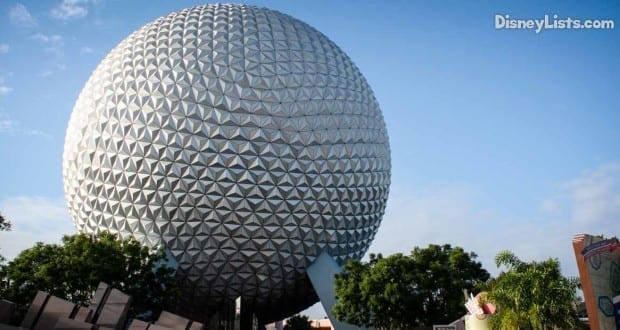 Featured-Spaceship Earth