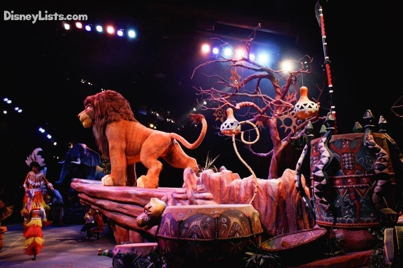 10 Facts And Secrets About Festival Of The Lion King At