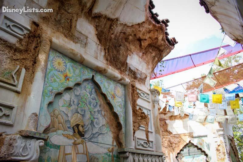 M Trek Temple Ruins