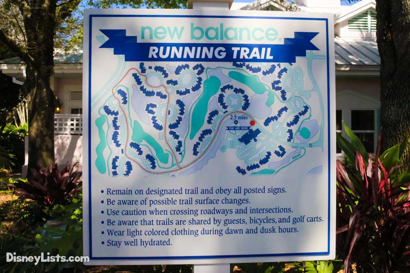 Old Key West Running Trail