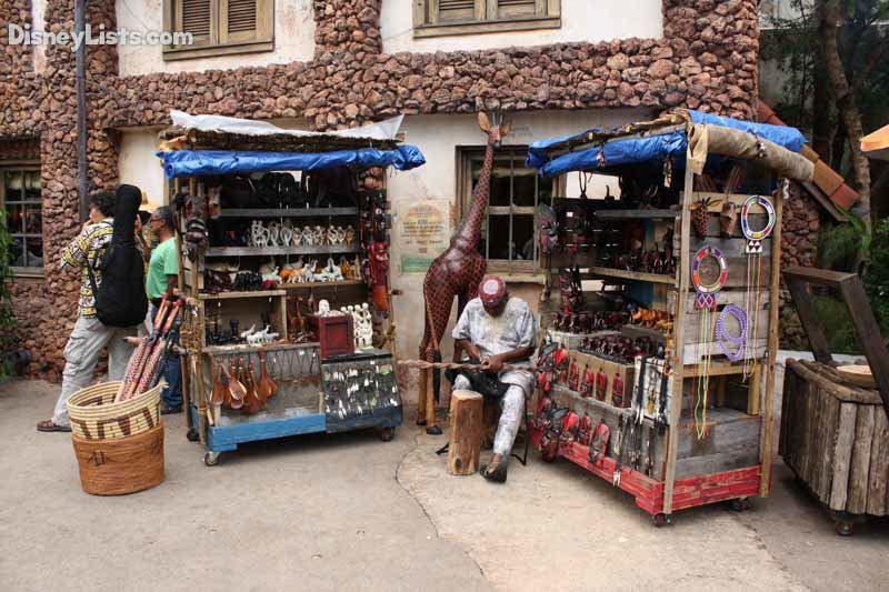 Outside Mombassa Marketplace