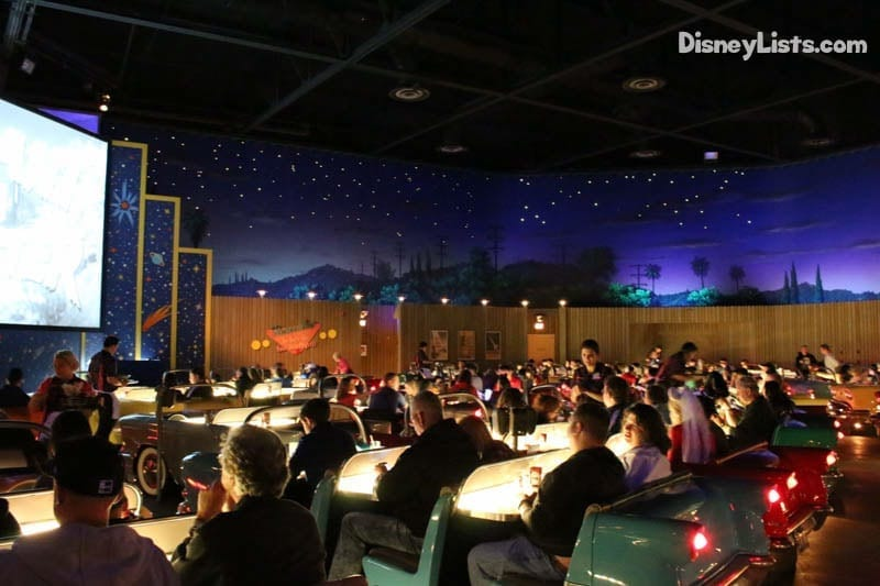 Sci-Fi Dine In Theater at Hollywood Studios