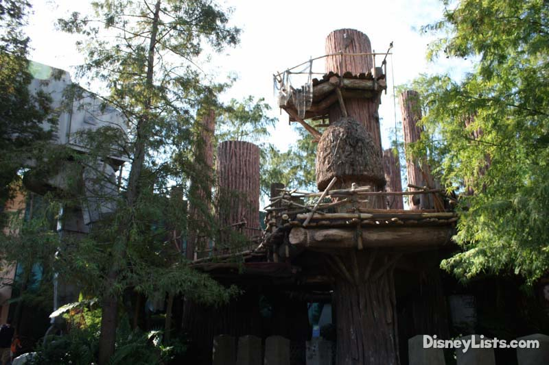 Star Tours Endor