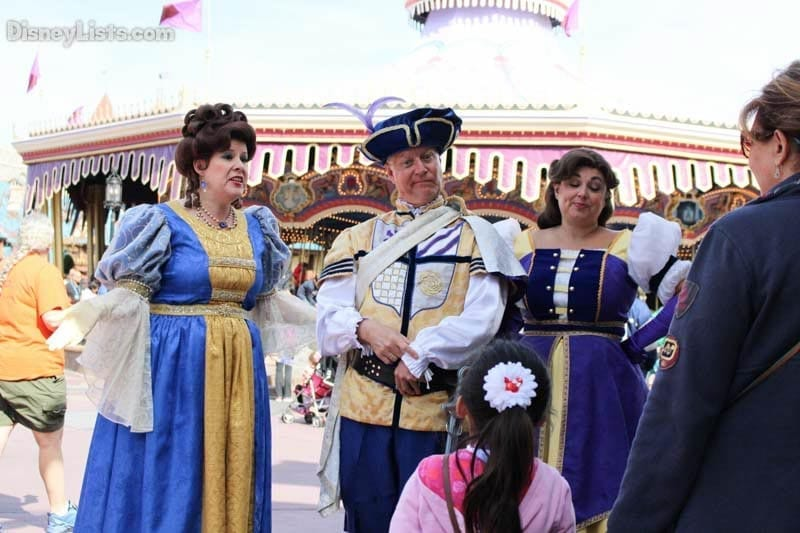 The Royal Majesty Makers in Fantasyland