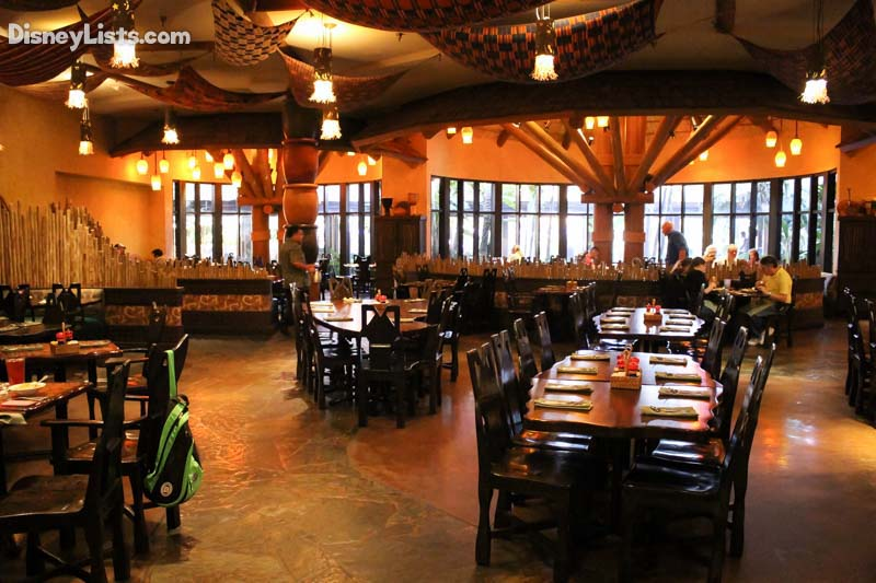 Boma Dining Room