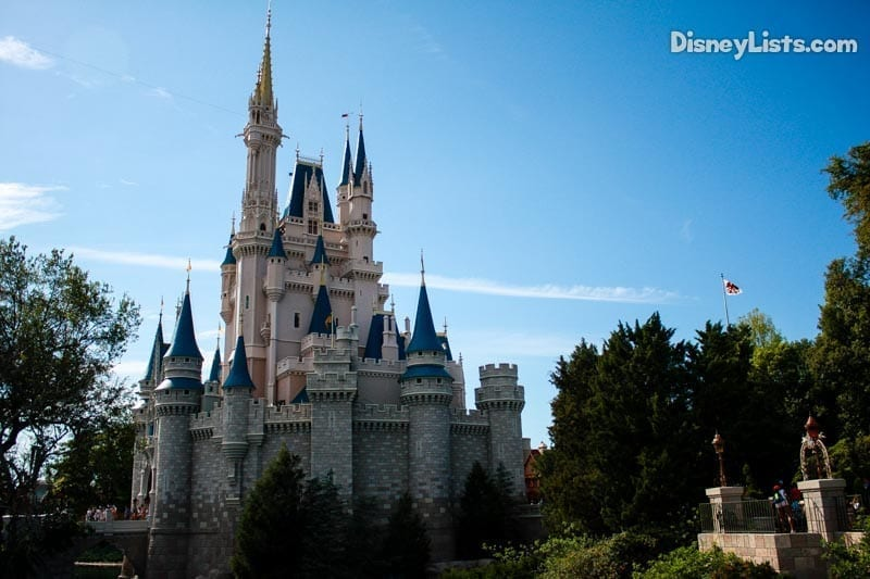 12 Facts And Secrets About Cinderella Castle At Disney S