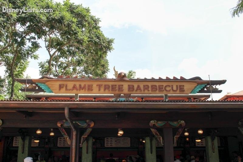 Flame Tree BBQ