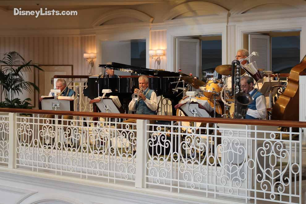 Grand Floridian Orchestra Society