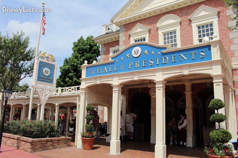 Hall of Presidents-2