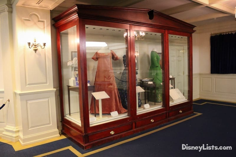 Hall of Presidents Artifacts