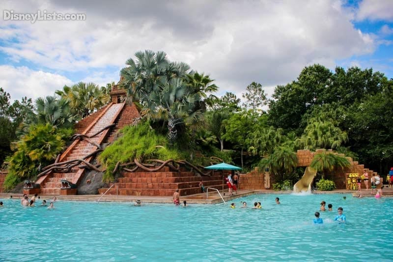 Dig Site Pool at Disney's Coronado Springs Resort