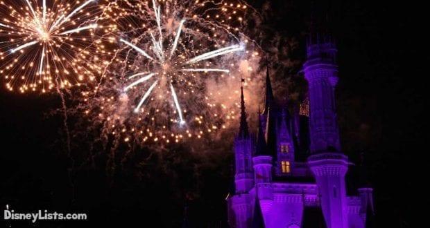News Disney Discontinues Wishes Fireworks In Magic Kingdom