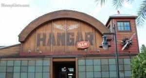 Reggie's Revenge at the Hangar Bar