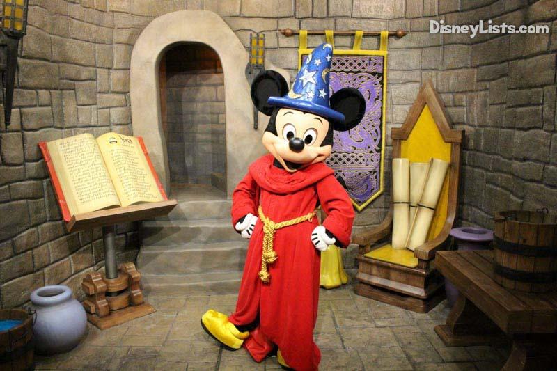Mickey at Hollywood Studios