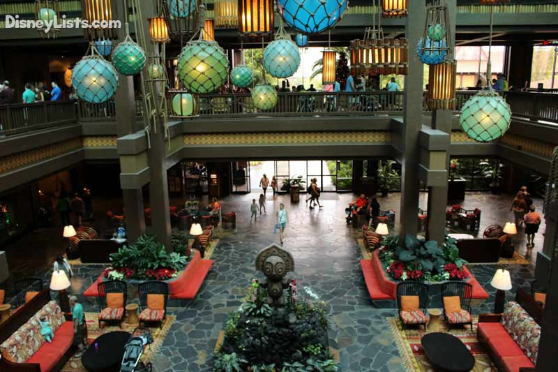 Polynesian Lobby