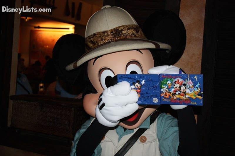 Safari Mickey