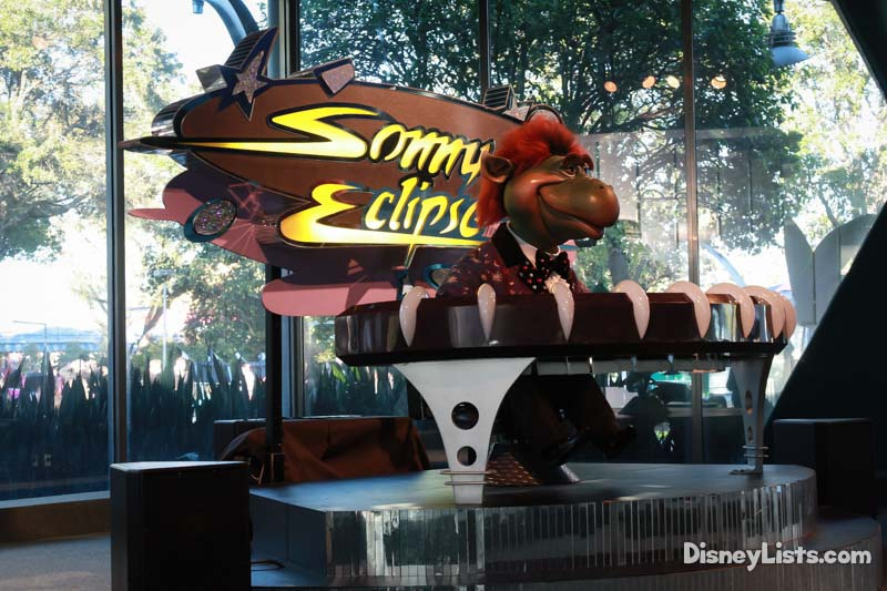 Sonny Eclipse at Cosmic Ray's