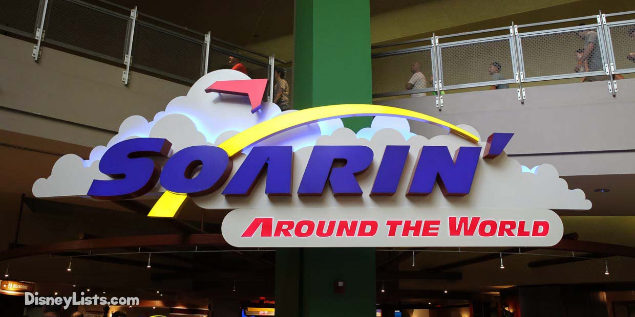Soarin Around The World At Disney S Epcot What You Need