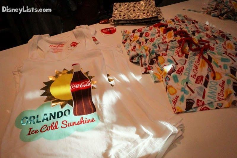 Coke Store Orlando Merch