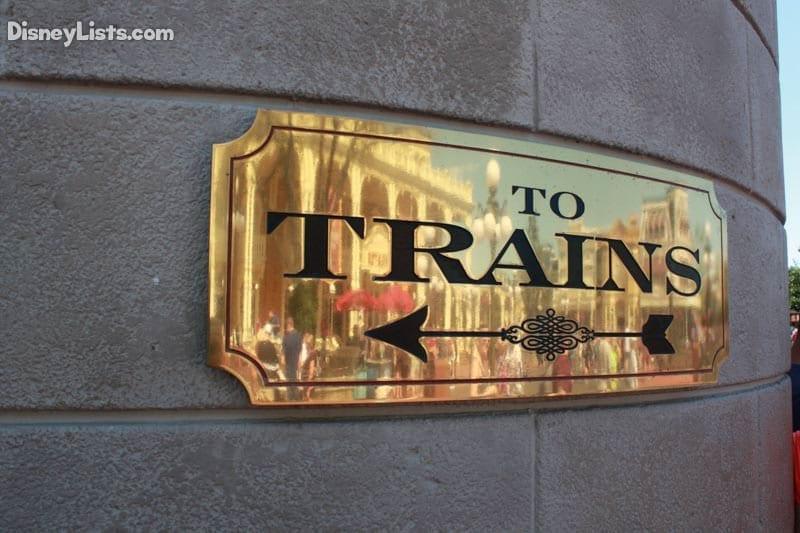 Disney Trains-2