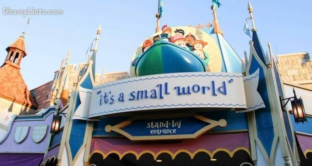 8 Facts And Secrets About It S A Small World At Disney S Magic