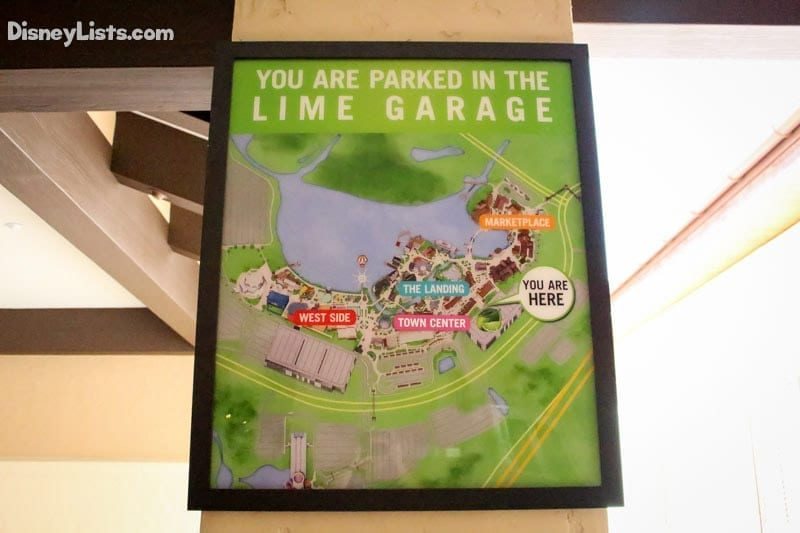 Lime Parking
