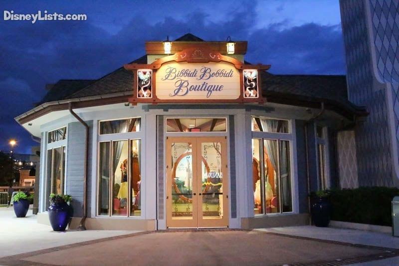 Bibbidi Disney Springs