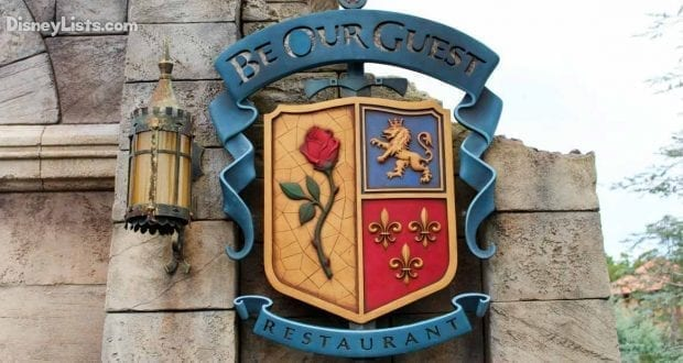 Why We Love The Table Service Restaurants At Magic Kingdom Park - Magic kingdom table service restaurants