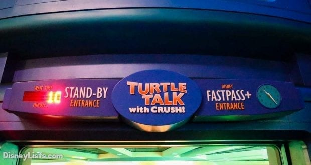 6 Facts and Secrets About Turtle Talk with Crush at Disney's