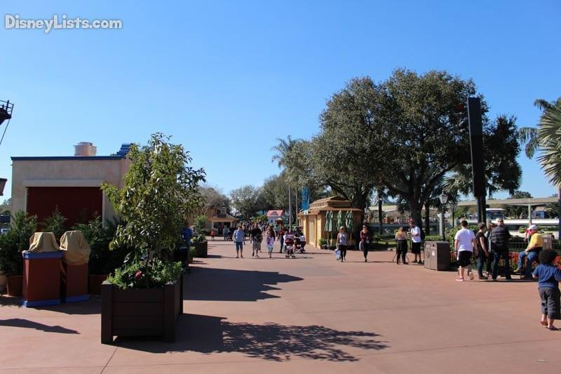 World Showcase Walkway