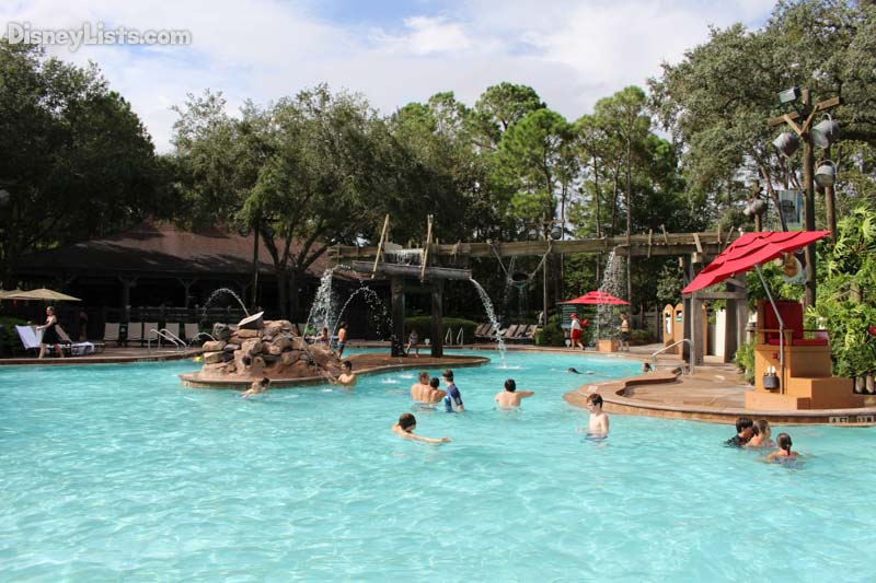 The Moderate Resort Pools At Disney World All You Need To