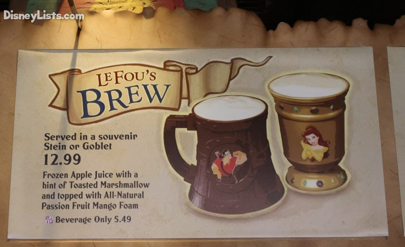 10 Food Amp Drink Items That Come With A Souvenir At Disney