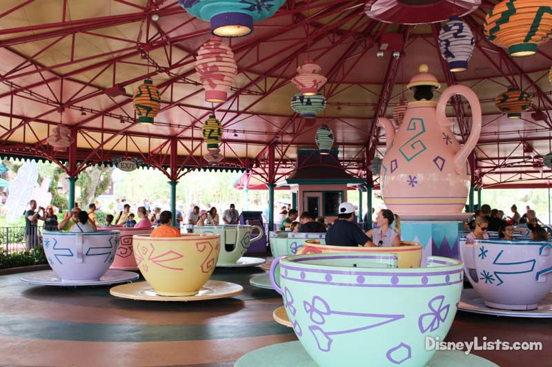 8 facts and secrets about mad tea party at disney world