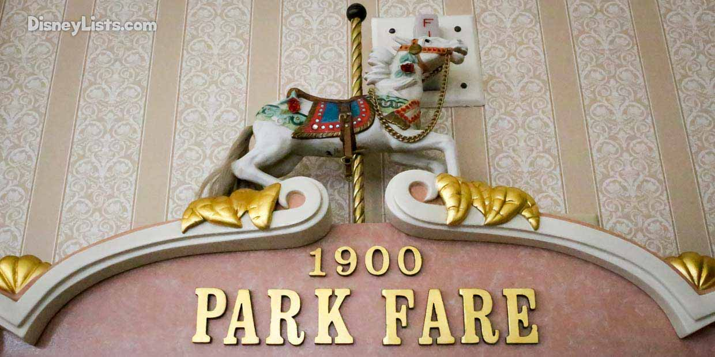 1900 Park Fare At Disney S Grand Floridian Resort 5