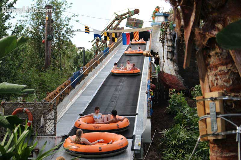 With A Ride Time Of Two Minutes It Is The Longest Attraction At Typhoon Lagoon This New Huge Plus For 3 Blizzard Beach