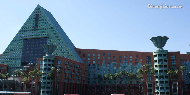 Resort Review: Walt Disney World Swan & Dolphin Resort
