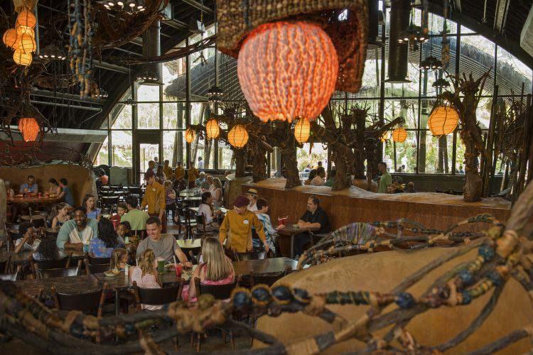 New Restaurants In Avatar Wdw