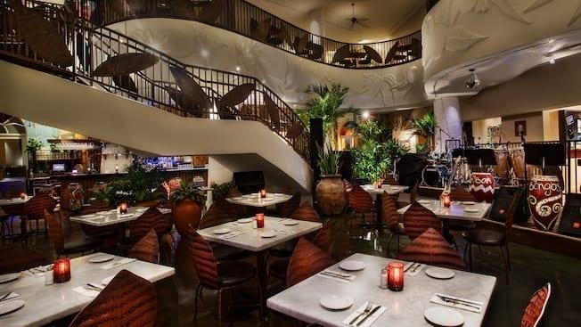Bongos Cuban Cafe Menu Hollywood
