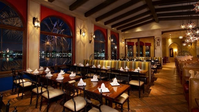 Bang For Your Buck Best Table Service Restaurants For The Disney - Table service restaurants