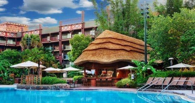 Top 10 Poolside Restaurants At Disney Resorts Disneylists Com