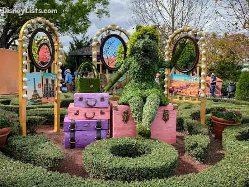 Small Disney Epcot Flower and Garden 2019 Violet Lemonade Spirit Jersey Adult
