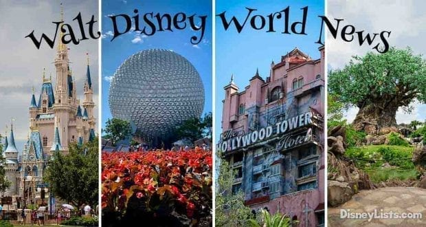 News Roundup New Epcot Attraction Animal Kingdom Land Re Opening