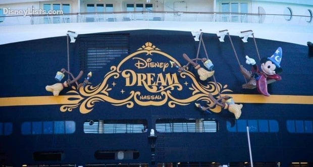 The Staterooms On The Disney Dream